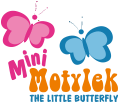 Mini Motylek - The Little Butterfly