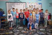 Urodziny Jerzyka (grupa V)
