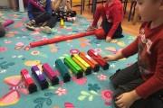 Muzyczne zabawy zkolorami (grupa IV iV)